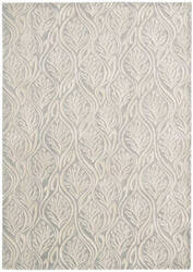 Kathy Ireland Ki01 Hollywood Shimmer Paradise Cove Ki100 Light Gray Area Rug