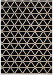 Kathy Ireland Ki01 Hollywood Shimmer Metro Crossing Ki103 Onyx Area Rug