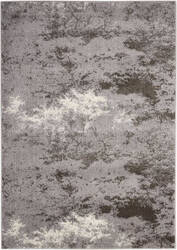 Kathy Ireland Ki24 Illusion Ki243 Grey Area Rug