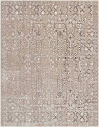 Kathy Ireland Silver Screen Ki343 Latte Area Rug