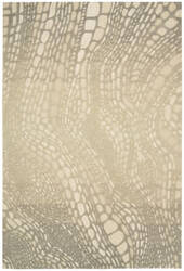 Kathy Ireland Ki04 Palisades Lava Flow Ki400 Light Olive Area Rug