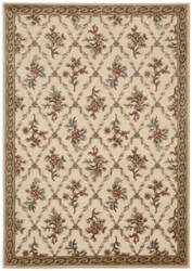 Kathy Ireland Ki05 Villa Retreat Washington Estate Ki500 Cream Area Rug