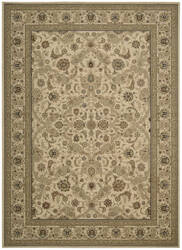 Kathy Ireland Ki06 Lumiere Royal Countryside Ki600 Beige Area Rug