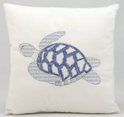 Nourison Pillows Outdoor L1299 White