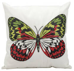 Nourison Pillows Outdoor L2792 White