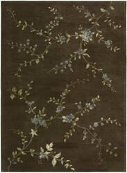 Nourison Modern Elegance LH-06 Brown Area Rug