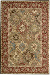 Nourison Living Treasures LI-03 Multi Area Rug
