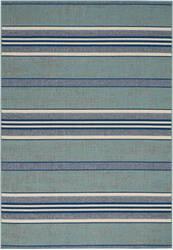 Nourison Lido Lid02 Aqua - Blue Area Rug