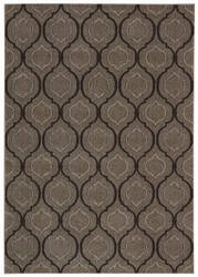 Michael Amini Glistening Nights Ma508 Grey Area Rug