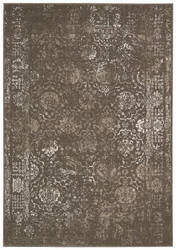 Michael Amini Glistening Nights Ma510 Grey Area Rug