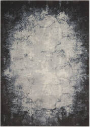 Nourison Maxell Mae01 Ivory/Grey Area Rug