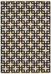 Barclay Butera Maze Maz01 Midnight Area Rug