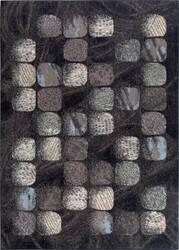 Nourison Modesto Mds01 Charcoal Area Rug