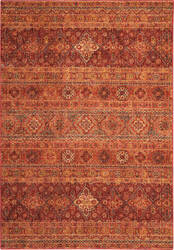 Nourison Vintage Tradition Vgt03 Brick Area Rug