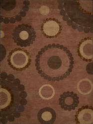 Nourison Mystique MY-08 Rose Area Rug