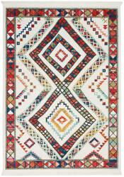 Nourison Navajo Nav02 White Area Rug