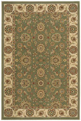 Nourison Persian Crown Pc002 Green Area Rug