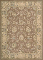 Nourison Persian Empire PE-22 Mocha Area Rug