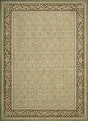 Nourison Persian Empire PE-26 Green Area Rug