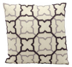 Nourison Pillows Life Styles Q5208 Ivory
