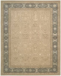 Nourison Regal Reg01 Sand Area Rug