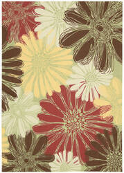 Nourison Home and Garden RS-022 Green Area Rug