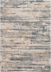 Nourison Rustic Textures Rus04 Beige - Grey Area Rug