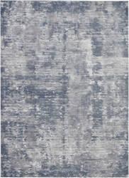 Nourison Rustic Textures Rus05 Grey Area Rug