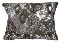 Nourison Mina Victory Pillows S6006 Silver Grey