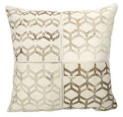 Nourison Mina Victory Pillows S6088 White