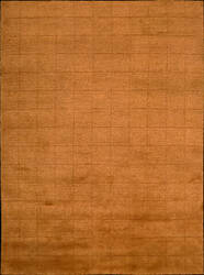Nourison Satin SAT-1 Orange Area Rug