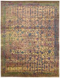 Nourison Silken Grandeur Sgr01 Multicolor Area Rug