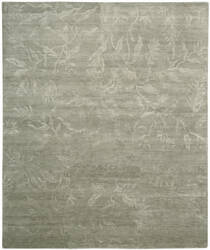 Nourison Silk Shadows Sha01 Light Green Area Rug