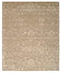Nourison Silk Shadows Sha03 Light Gold Area Rug