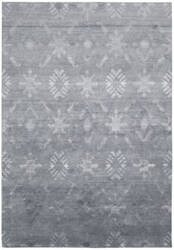 Nourison Silk Shadows Sha05 Blue Area Rug