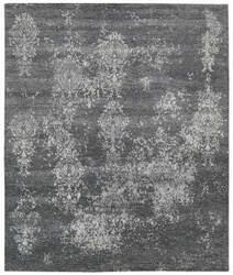 Nourison Silk Shadows Sha14 Graphite Area Rug