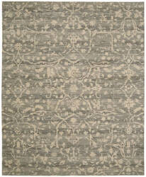 Nourison Silk Elements Ske22 Taupe Area Rug