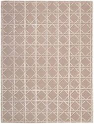 Nourison Silken Textures Skt01 Mocha Area Rug