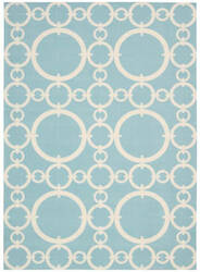 Nourison Waverly Sun & Shade Snd02 Aquamarine Area Rug
