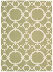 Nourison Waverly Sun & Shade Snd02 Citron Area Rug