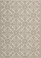 Nourison Wav01-Sun And Shade Snd31 Stone Area Rug