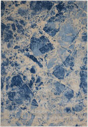 Nourison Somerset St745 Blue Area Rug