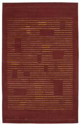 Nourison Spectrum SP04 Rust Area Rug