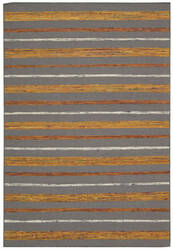 Nourison Spectrum Spe05 Grey Flame Area Rug