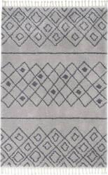 Nourison Serenity Shag Srs02 Grey - Slate Area Rug