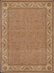 Nourison Somerset ST-02 Peach Area Rug