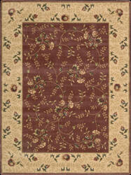 Nourison Somerset ST-05 Rose Area Rug