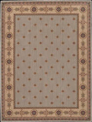 Nourison Somerset ST-55 Blue Area Rug