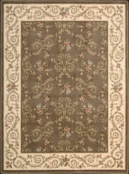 Nourison Somerset ST-59 Brown Area Rug