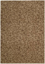 Nourison Somerset ST-72 Gold Area Rug